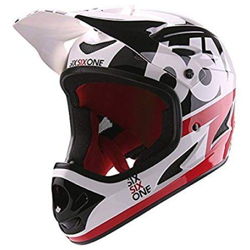 SixSixOne Comp Fullface Helm
