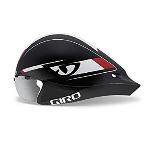 Giro Selector Zeitfahrhelm schwarz/rot 2015