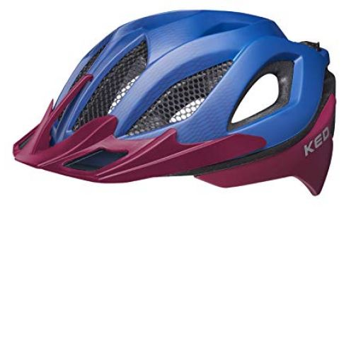 KED Spiri Two Helm Blue/Purple 2020 Fahrradhelm