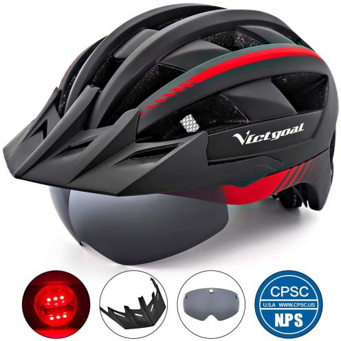 Victgoal Fahrradhelm MTB