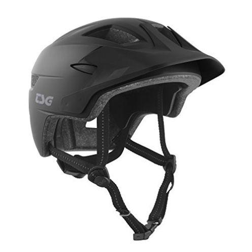 TSG Kinder Cadete Solid Color Helm