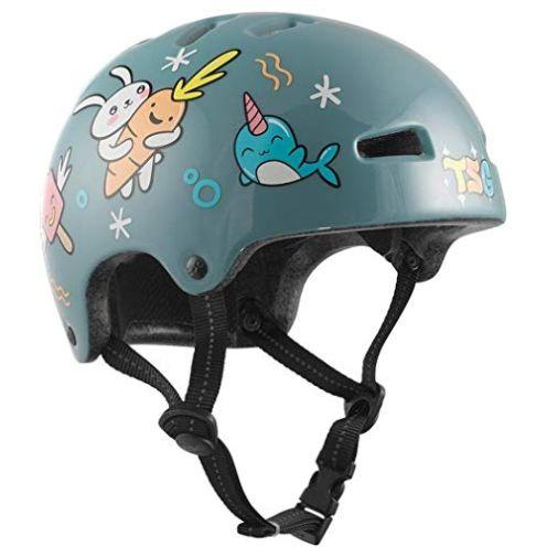 TSG Nipper Mini Graphic Design Helm