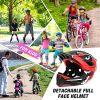 Lixada Kinder Fahrradhelm