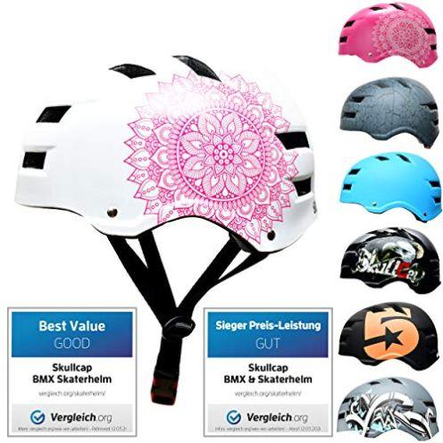 Skullcap Helmets Skaterhelm